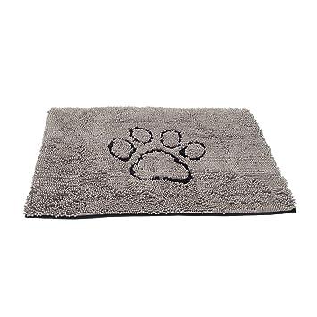 Dog Gone Smart Dirty Dog Doormat Large Grey