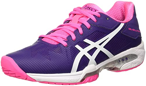 ASICS Gel Solution Speed 3 W, Chaussures de Tennis Femme