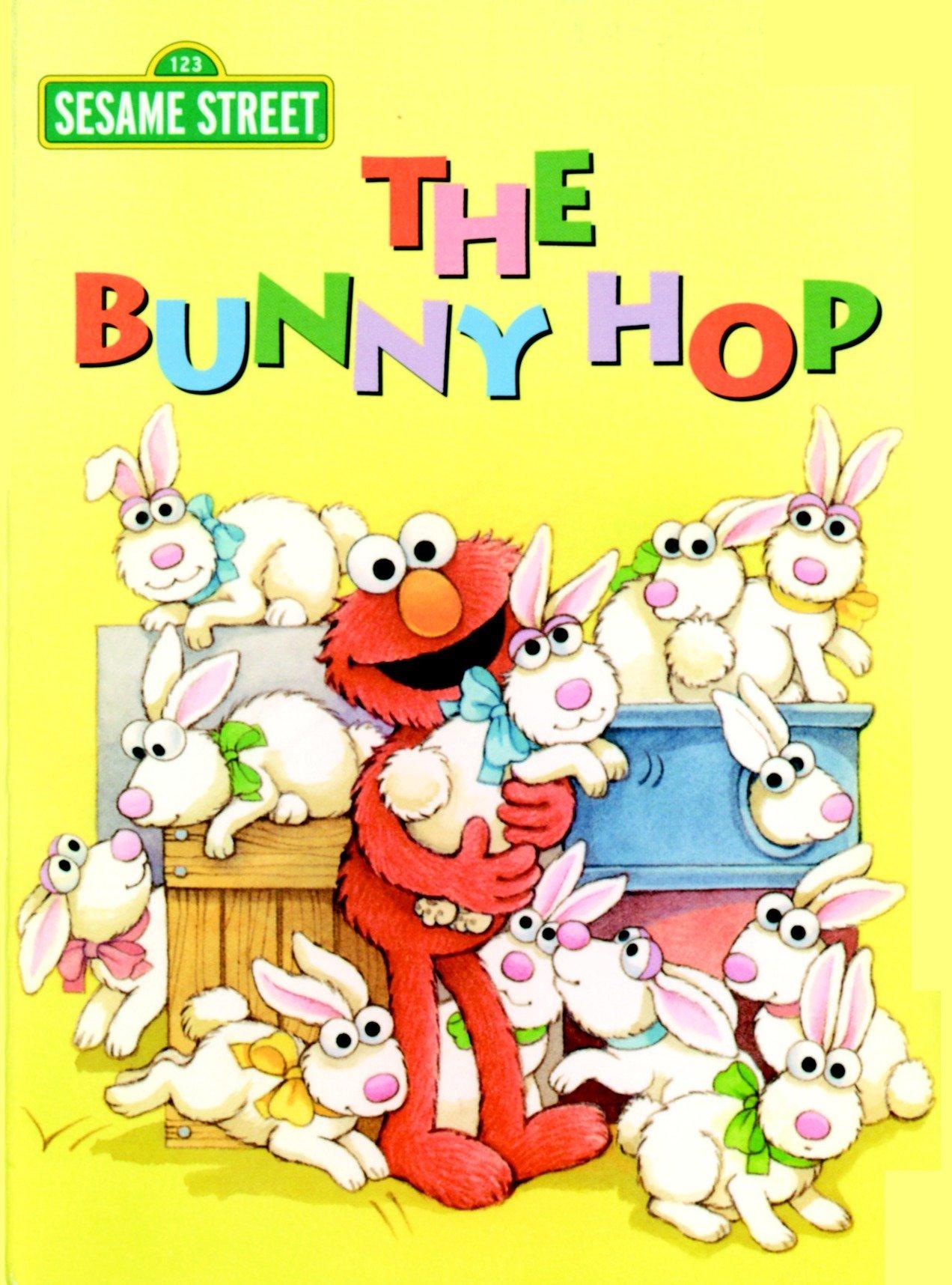 The Bunny Hop (Sesame Street) (Big Bird's Favorites Board Books): Sarah  Albee, Maggie Swanson: 9780375826931: Amazon.com: Books