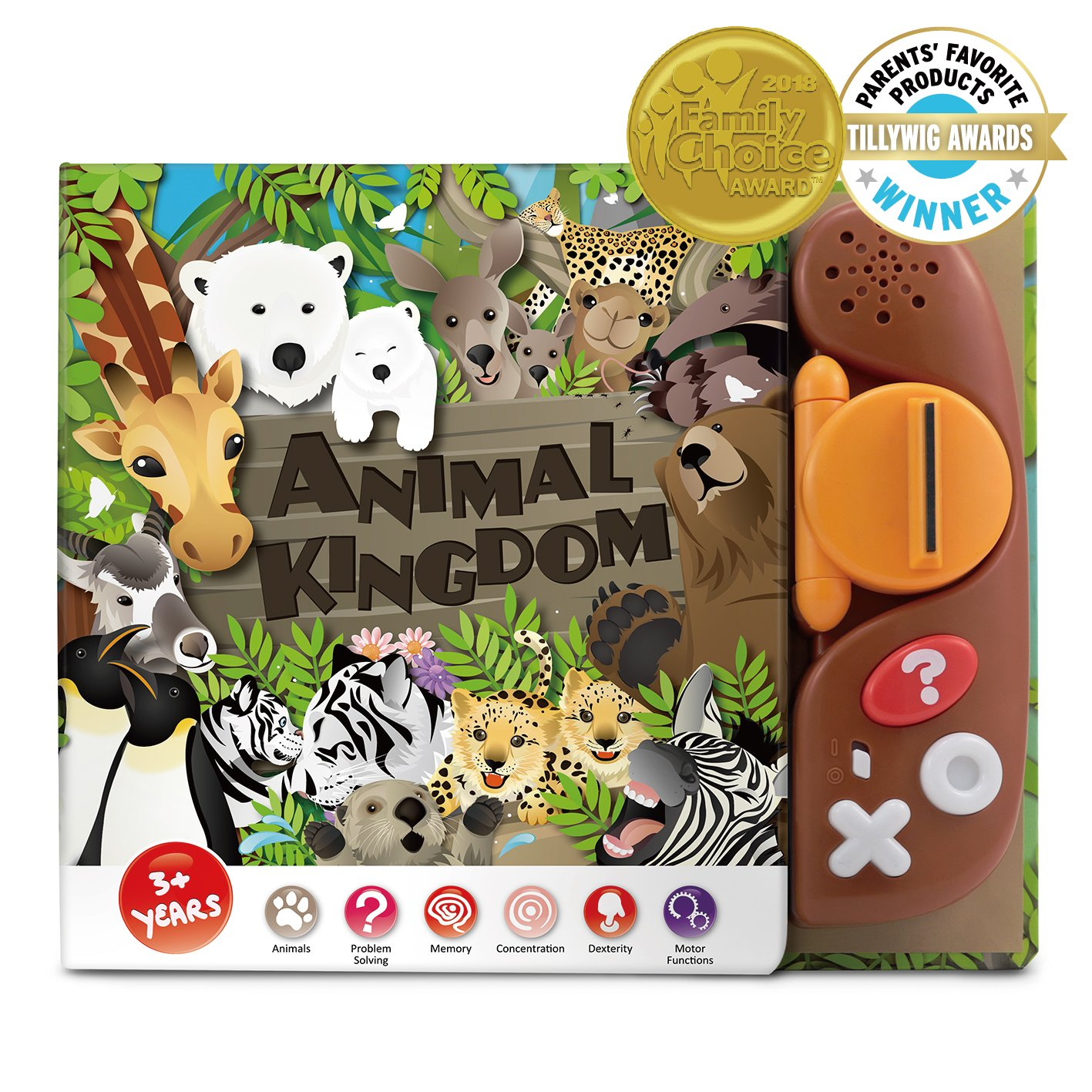 Best Learning Animal Kingdom K...