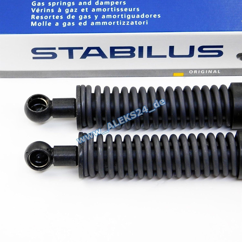 596550 2x STABILUS LIFT-O-MAT LIFTER GASFEDER D/ÄMPFER MANUELLE HECKKLAPPE 596311