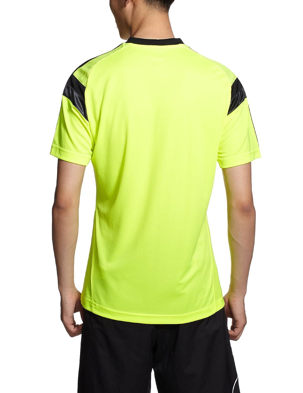 adidas Camiseta Entrenamiento España 2014 Electricity-Negra: Amazon.es: Deportes y aire libre