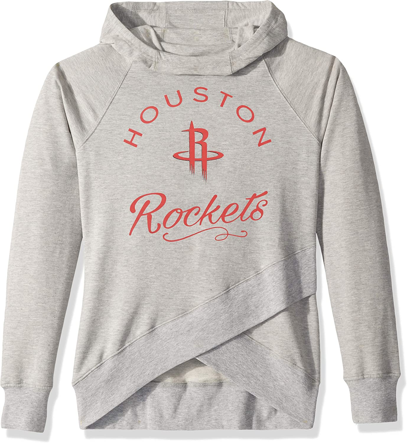 NBA by Outerstuff NBA Youth Girls The Bridge Long Sleeve Funnel Neck Hoodie