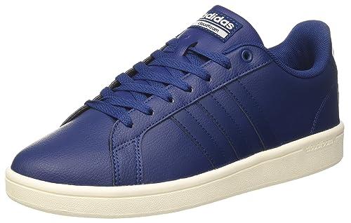 Adidas Cloudfoam Advantage, Zapatillas para Hombre, Azul (Mysblu/Mysblu/Ftwwht), 41 1/3 EU