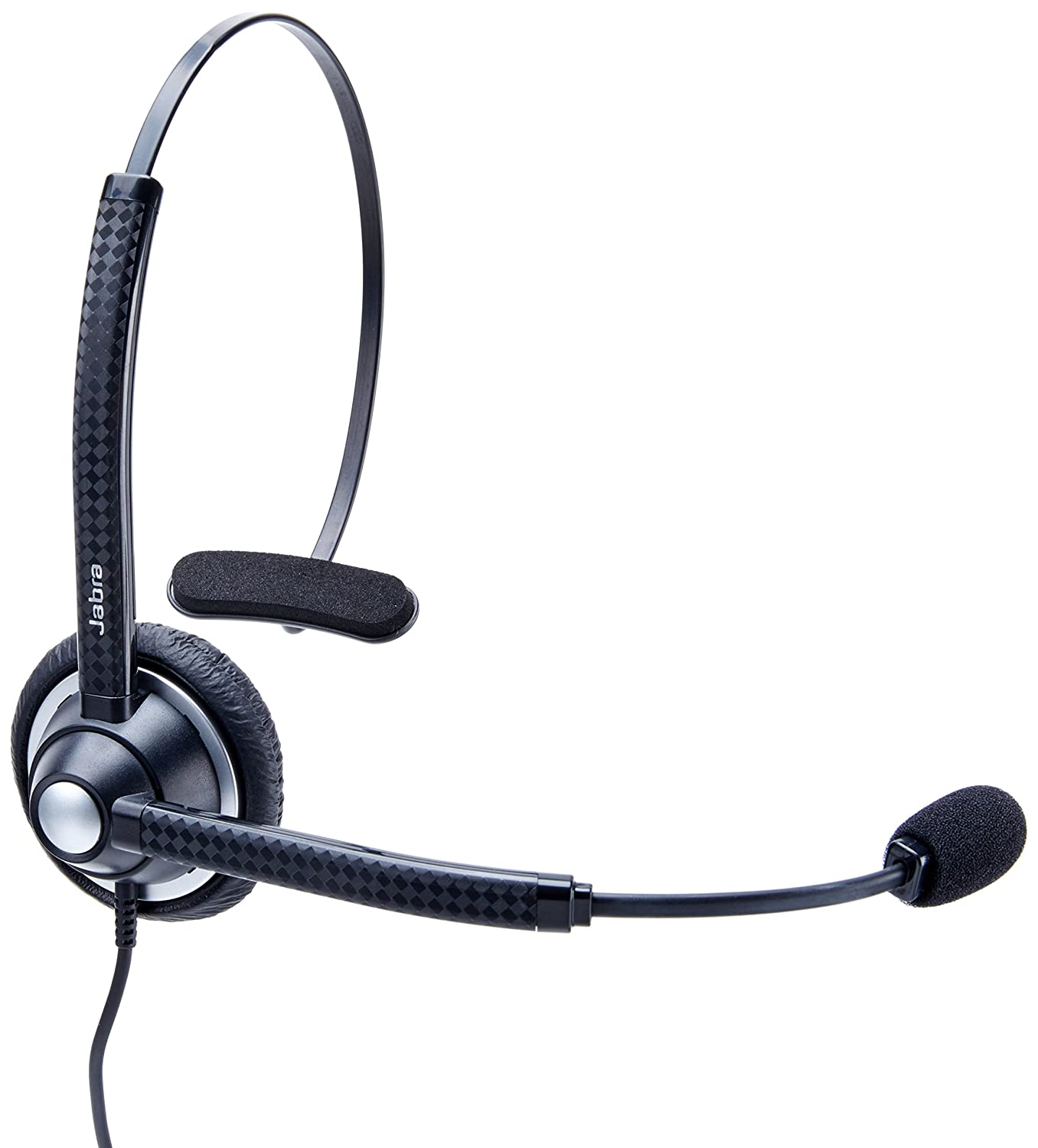 Amazon.com: Jabra BIZ 1900-1920 Mono Telephone Headset, QD Connect