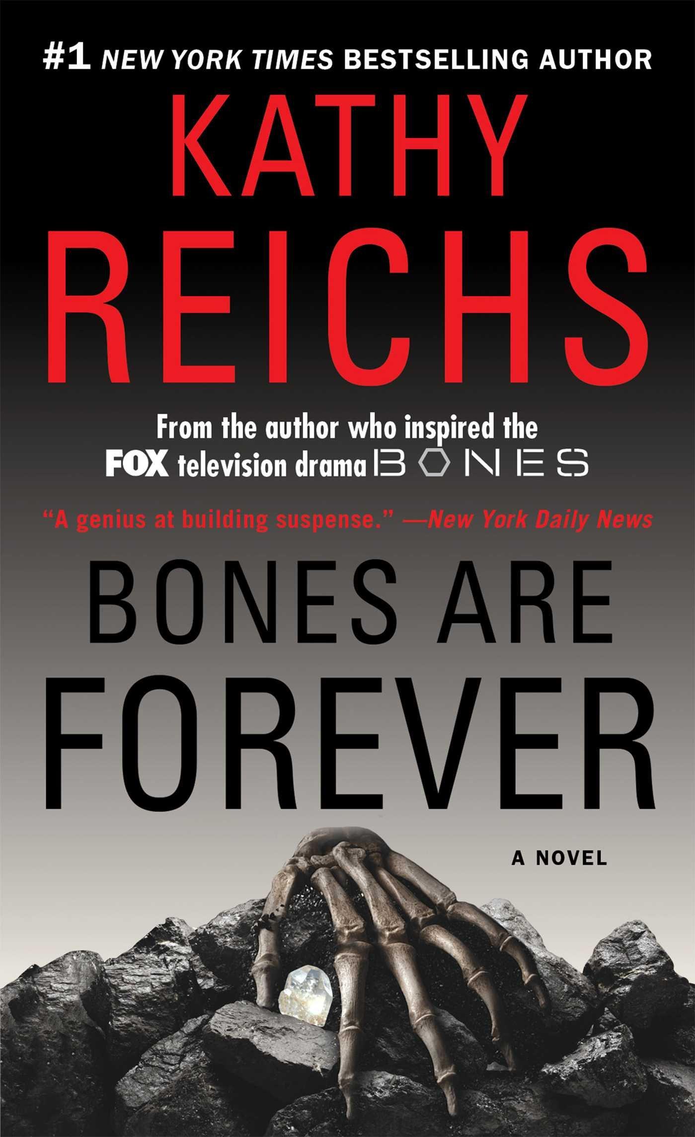 Bones Are Forever  A Novel  Temperance Brennan Book 15   English Edition