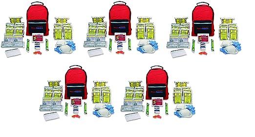Amazon.com: Ready America, kit de emergencia, 2 personas ...