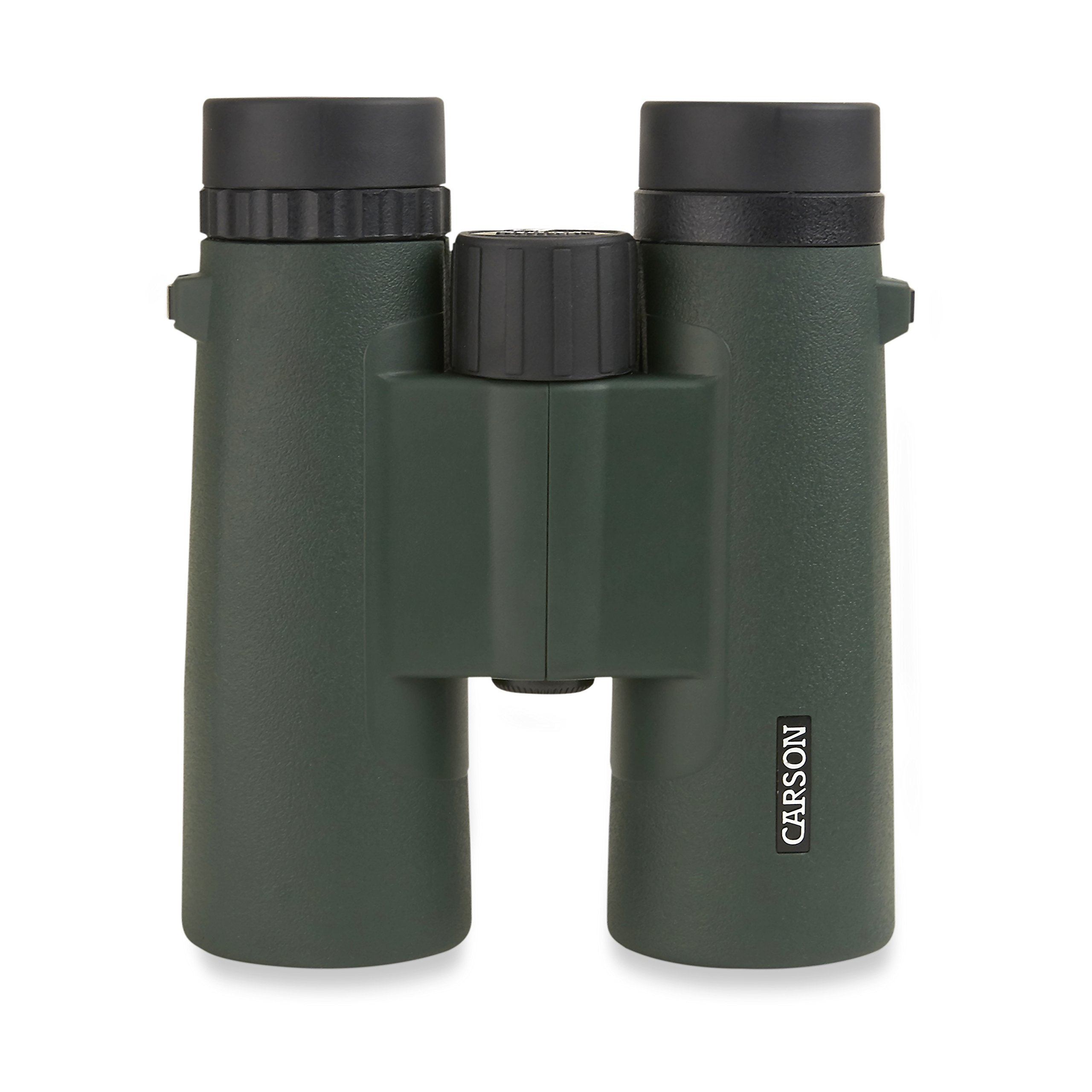 Carson JR Series 10x42mm Close-Focus Waterproof Binoculars for Bird Watching, Hunting, Sight-Seeing, Surveillance, Concerts, Sporting Events, Safaris, Camping, Travel and Outdoor Adventures (JR-042)