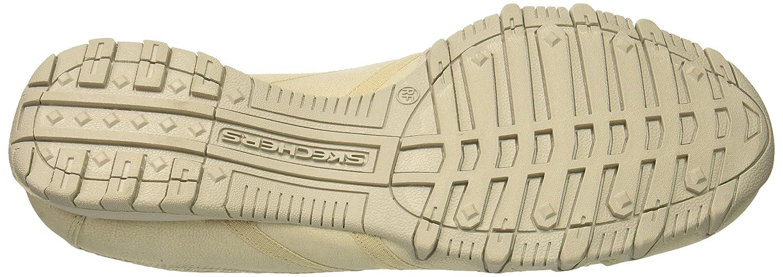 SKECHERS DAMEN SABOT BIKERS Orchard Schuhe Turnschuhe Sneaker 49507 (Schwarz BLK