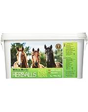 Hilton Herbs Herballs 2 kg Seau Cheval Friandise Irrésistible, Saine et Peu Calorique