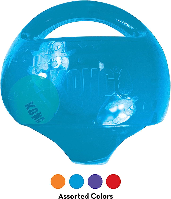 KONG - Jumbler™ Ball - Juguete con pelota de tenis - Raza grande ...