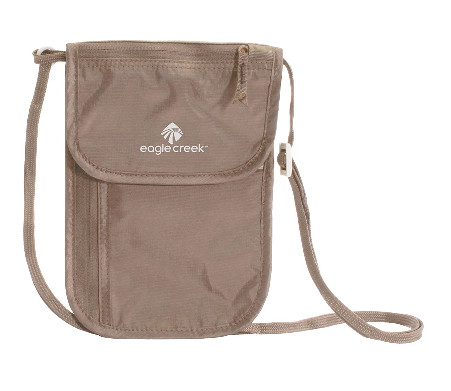 Eagle Creek Travel Gear Undercover Neck Wallet Dlx (Khaki) EC-41128091