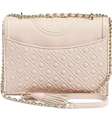 34a59e0a5ec6 Tory Burch Fleming Convertible Shoulder Bag (Small