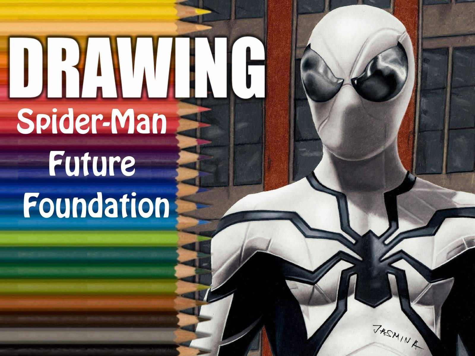 Watch Drawing Spider Man Future Foundation Prime Video