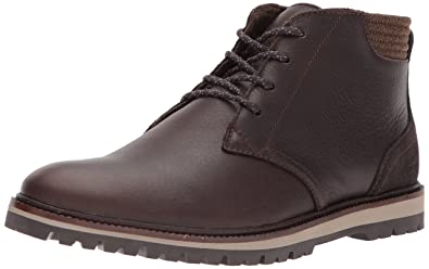 73b55f4e05866f Lacoste Men s Montbard Chukka 417 1 Ankle Boot Dark Brown 7 ...