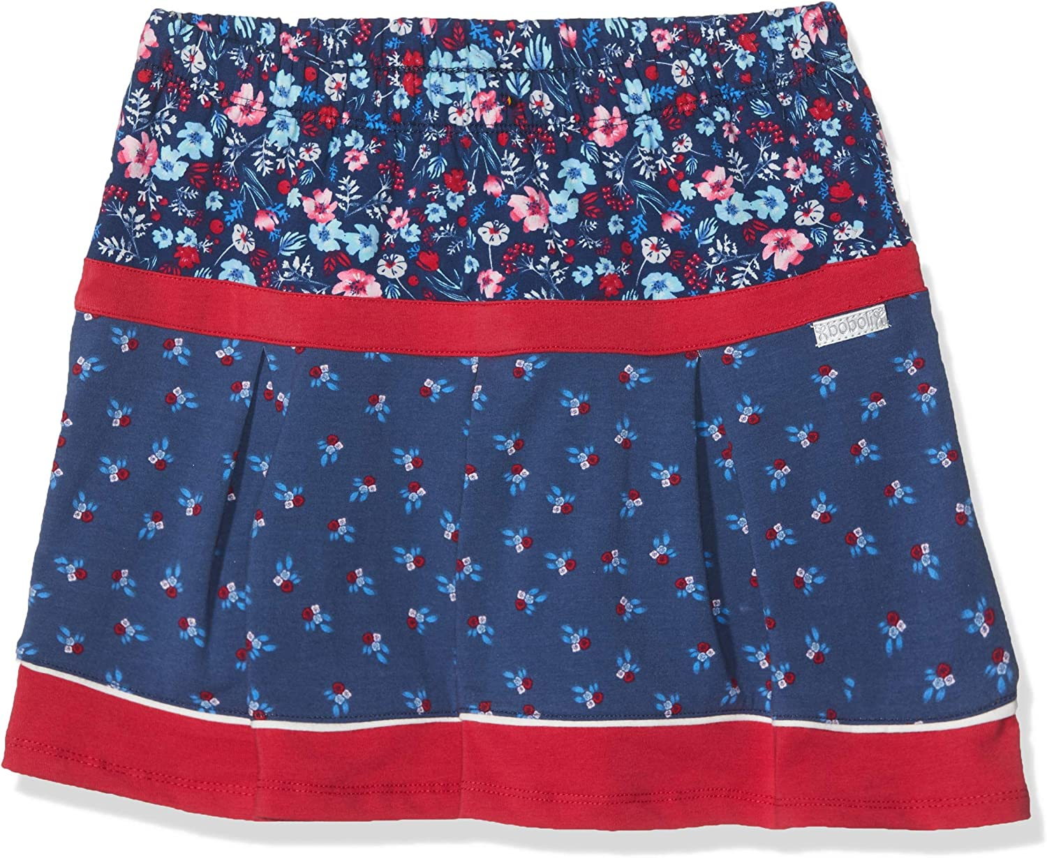 boboli Knit Skirt For Girl Falda, Multicolor (Flor Grande 9910 ...