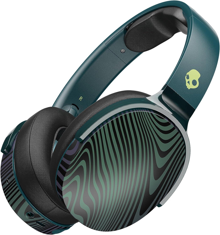 B07CVHCRS3 Skullcandy Hesh 3 Wireless Over-Ear Headphone - Psycho Tropical 81nKNbvoJ6L