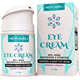 Nuva Skin Intensive Eye Cream with Rosehip & Hibiscus – Anti-Aging Under Eye Cream - Reduce the Appearance of Fine Lines…