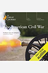 The American Civil War Audible Audiobook