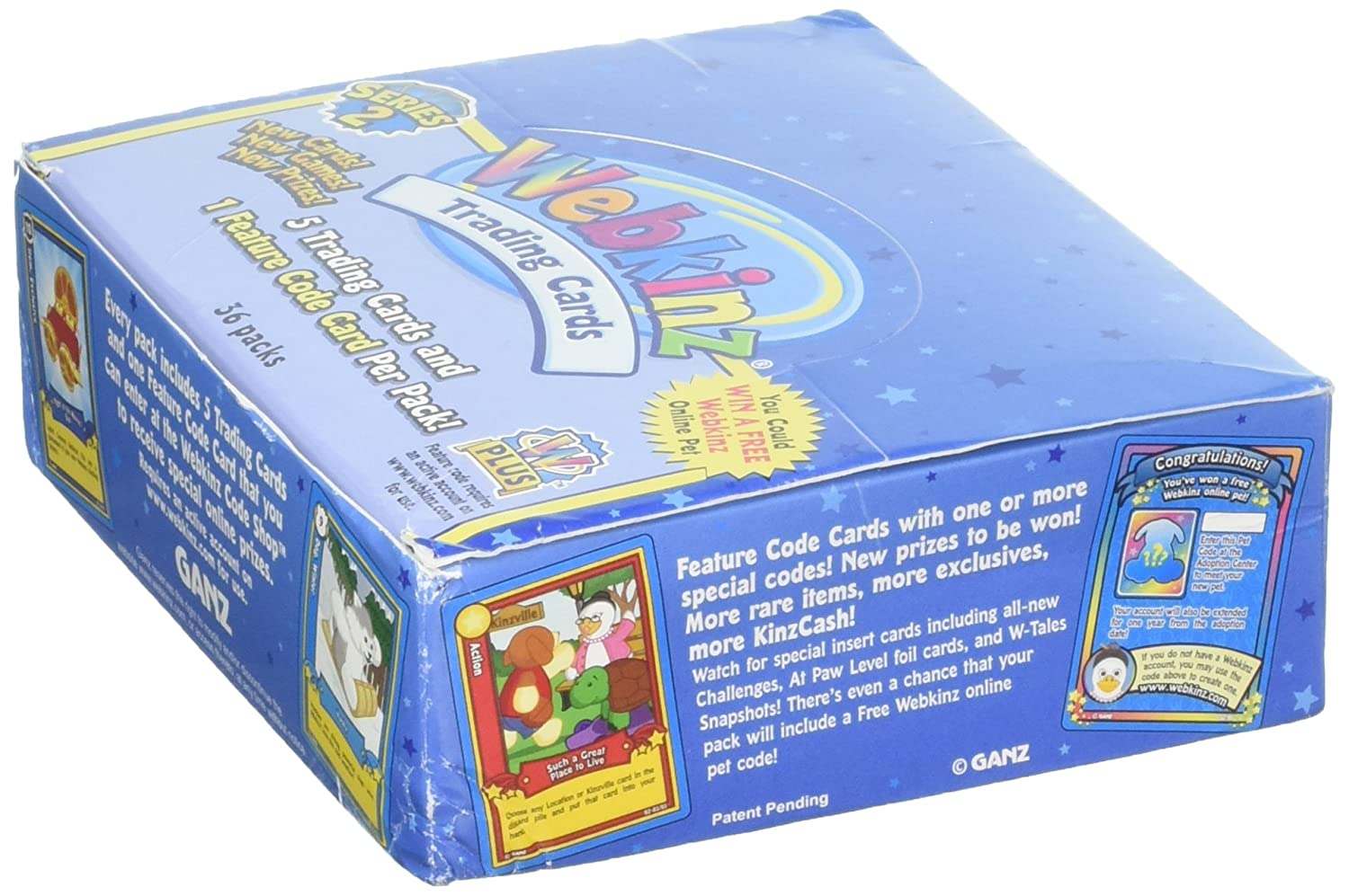 Webkinz series 3 prizes for students