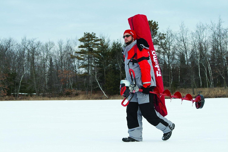 "3-4 person capacity 94/"" x 94/"" x 80/"" Eskimo Fat Fish 949 Ice Fishing Shelter"
