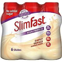 SlimFast Vanilla Shake Multipack, 6 x 325ml