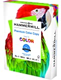 Hammermill Printer Paper, Premium Color 32 lb Copy Paper, 8.5 x 11 - 1 Ream (500 Sheets) - 100 Bright, Made in the USA…