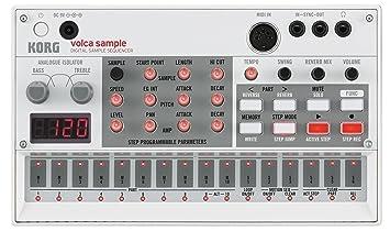 korg volca-keys synthetiseur de boucle analogique polyphonie 3 notes