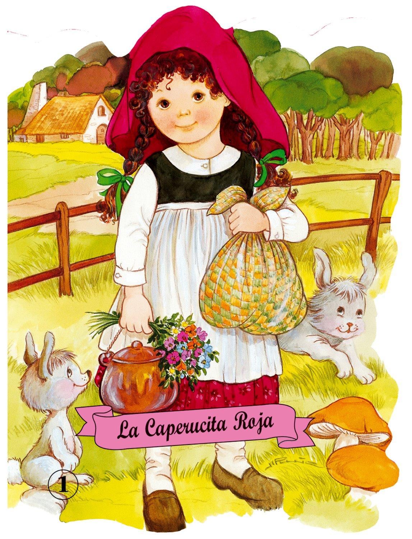 Read Online La caperucita roja (Troquelados clásicos series) (Spanish Edition) PDF