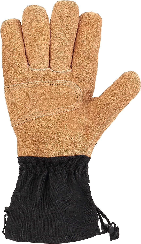 Carhartt mens Snowdrift Glove Cold Weather Gloves