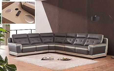 Groovy Amazon Com Ultra Bonded Leather Living Room Furniture 4Pc Customarchery Wood Chair Design Ideas Customarcherynet