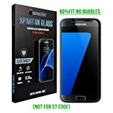 Hephaestus® SPARTAN GLASS® 9H TEMPERED GLASS Anti-Scratch Shatter-Proof 90% FIT Screen Protector for Samsung Galaxy S7
