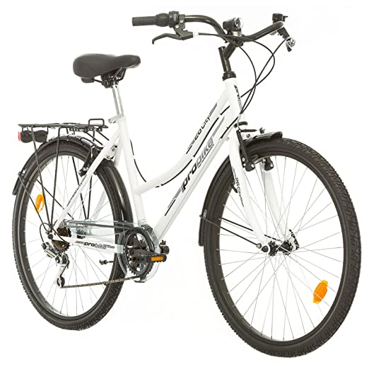 Multibrand Distribution Crossrad Probike City Urbane  im Test