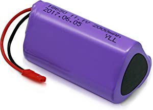(1) Replacement Rechargeable Battery Pack - for Pyle PUCRC99 Pure Clean Automatic Programmable Robot Vacuum Cleaner - Pyle PRTPUCRC9920