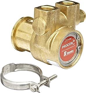 3//8 NPTF Procon 111A035F11CA Brass Rotary Vane Pump 48 GPH