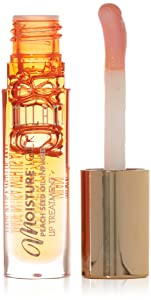 Milani Moisture Lock Oil Infused Lip Treatment, Rejuvenating Peach Mango, 0.10 Ounce