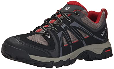 Salomon Mens Evasion Aero Hiking Black