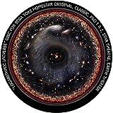 """Logarithmic Universe"" disc for Segatoys Homestar Pro 2, Classic, Original, Earth Theater home planetarium"