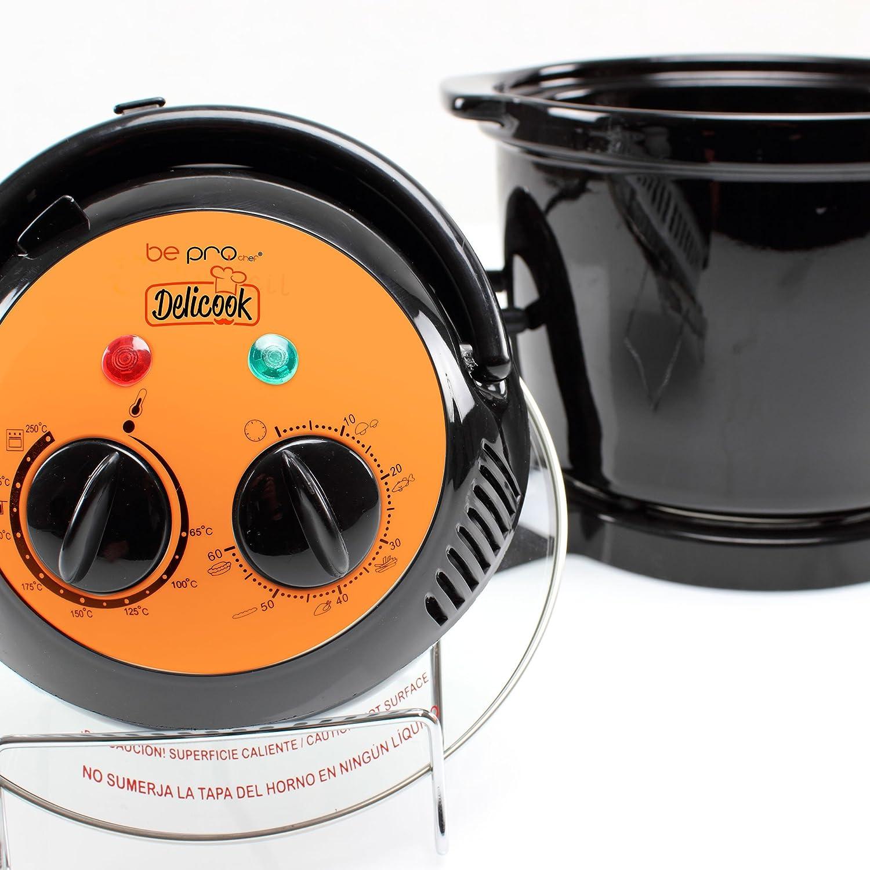 Bekka Freidora Dietética BePro-Delicook - 35 x 50 x 25cm: Amazon.es: Hogar