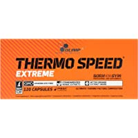 OLIMP SPORT NUTRITION Thermo Speed Extreme Mega 120 Capsules
