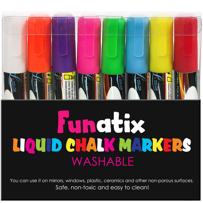 Liquid Chalk Neon Window Marke...