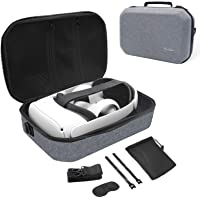 ProCase Hard Travel Case for Oculus Quest 2 VR Gaming Headset, Controllers Accessories Shockproof EVA Hard Shell…