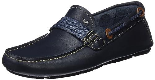Martinelli Morris 1234-1329PYM, Mocasines para Hombre, Azul (Marino), 40 EU: Amazon.es: Zapatos y complementos