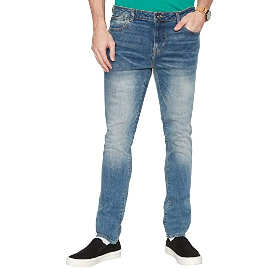 927a12bf Red Herring Men Light Blue Light Wash Skinny Jeans: Red Herring ...