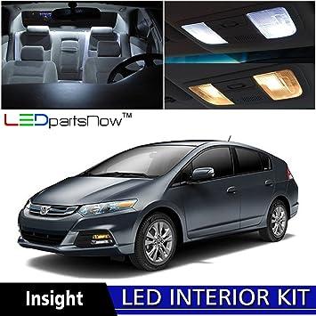 Amazon Com Ledpartsnow 2010 2014 Honda Insight Led Interior Lights