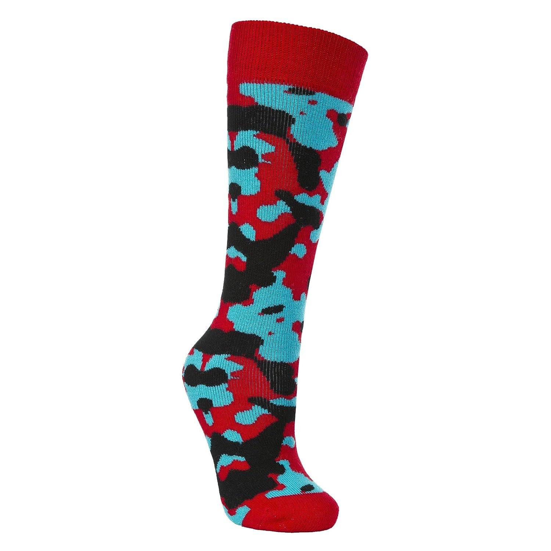 Trespass Childrens/Kids Diddle Ski Tube Socks (Pack Of 2)