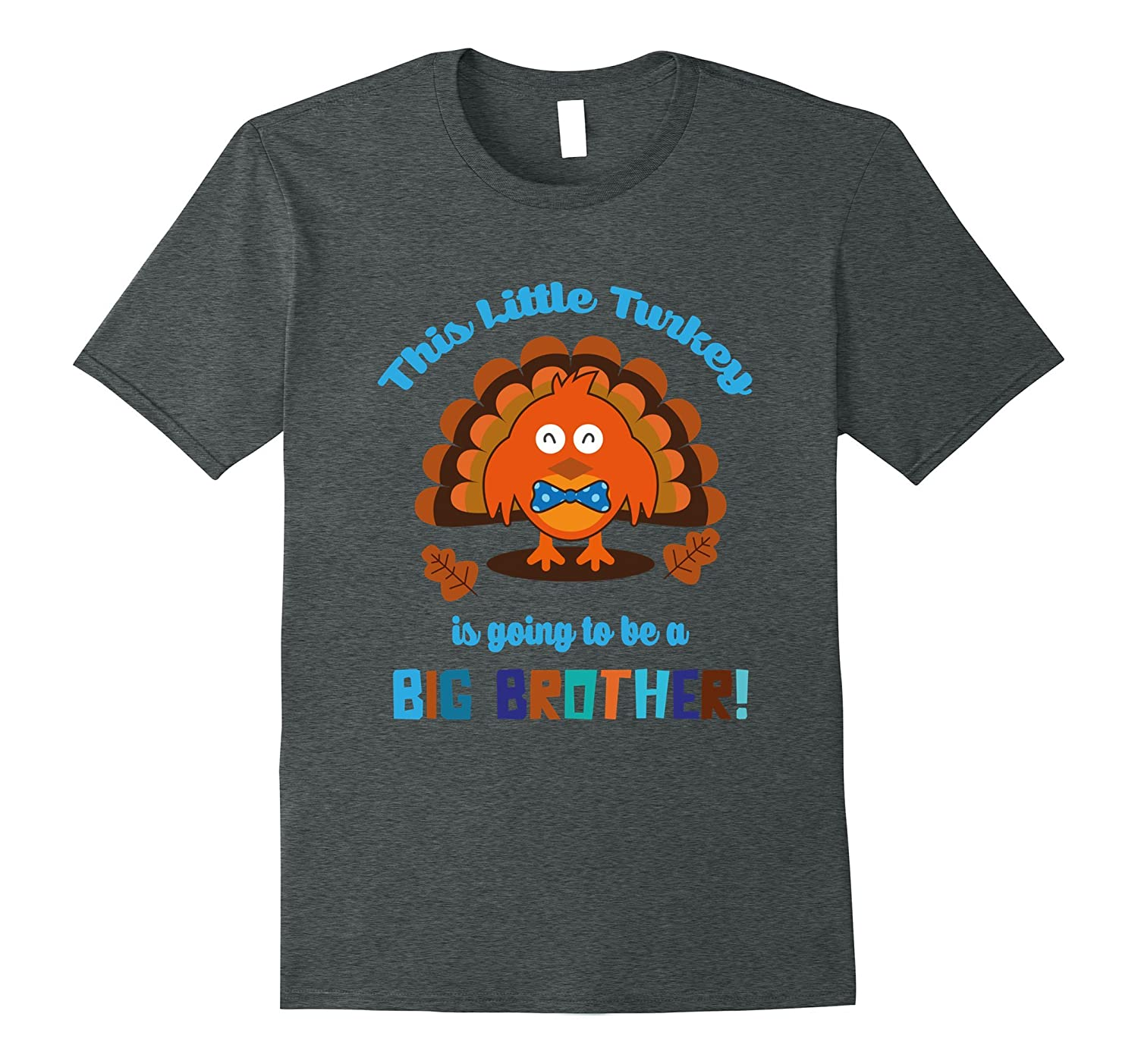 Big Brother Thanksgiving Announcement Shirt Surprise Reveal-ANZ