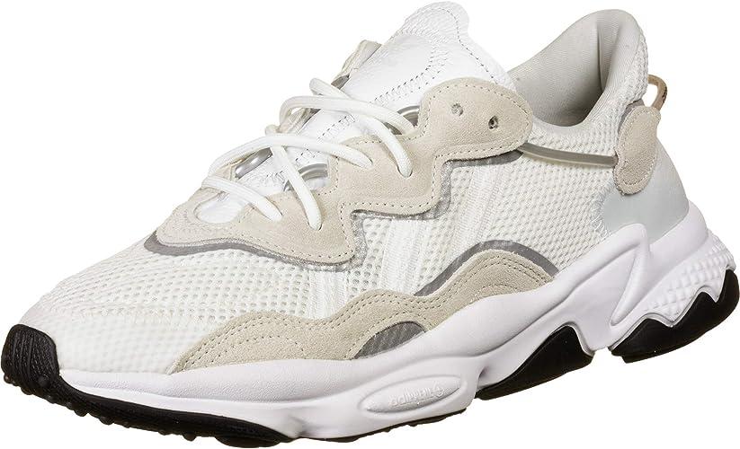 biblioteca Cañón T  adidas Men's Ozweego Gymnastics Shoe, FTWR White FTWR White Core Black, 10  UK: Amazon.co.uk: Shoes & Bags