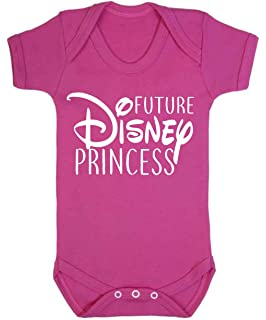 788c824d440 ... Clothing Sets football (6… £12.99 · Future Disney Princess Baby Vest  Babygrow Bodysuit Baby Shower Gifts Baby Girl gifts Dark Pink (