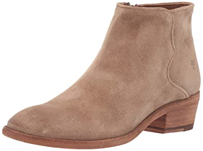 f83b8425a4900 FRYE Women's Carson Piping Bootie Ankle Boot